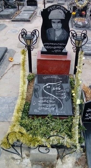 سنگ قبر کودک 1 - سفارش اینترنتی سنگ قبر و سنگ مزار از سایت رضوان